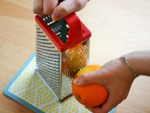 DIY Peeling Orange 2