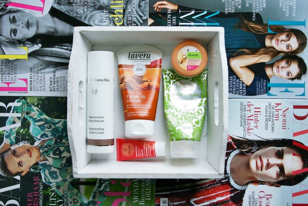 Top 5 Naturkosmetik Bodylotion