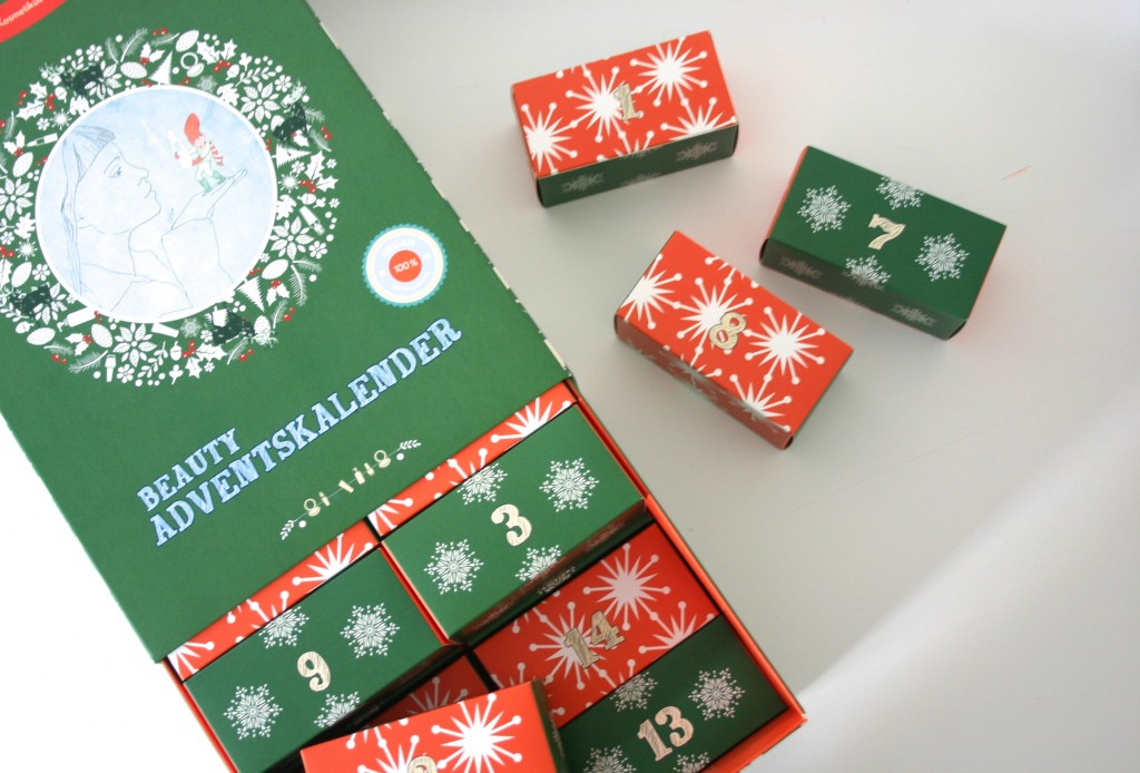 Beauty Adventskalender Vegametics